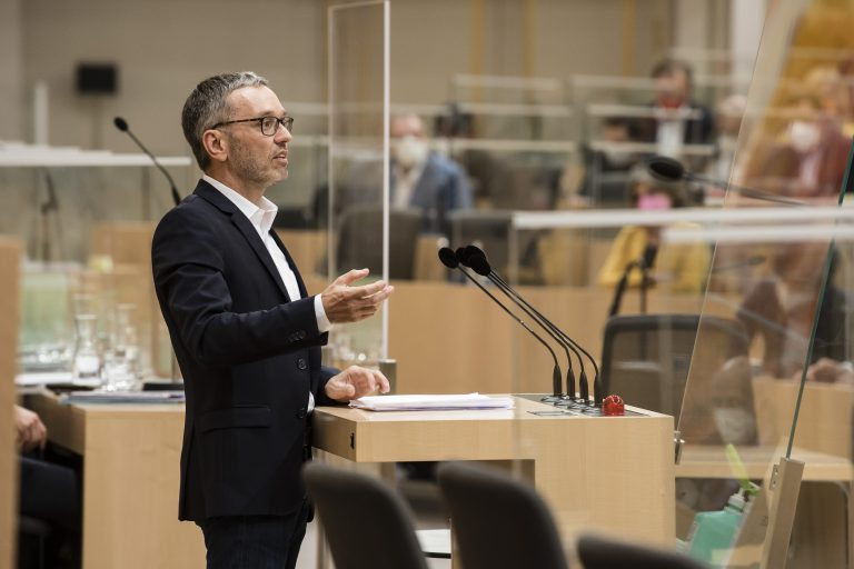 Herbert Kickl Takes Over Austria's Far-Right FPÖ