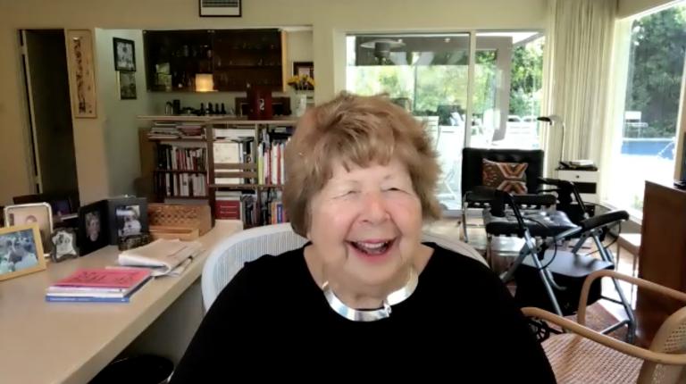 Marjorie Perloff – An Alternative Language of Modernism