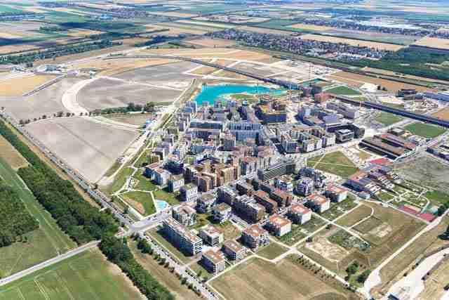 Seestadt Aspern