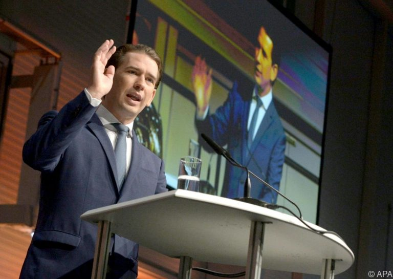 Kurz Stays Vague On Result of German Elections
