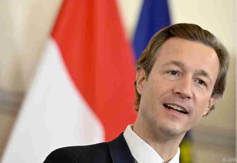 Finance Minister Gernot Blümel Defends Tax Reform