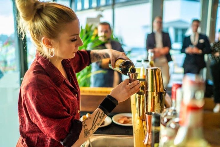 Breathing New Life Into the Alcoholic Beverage Industry