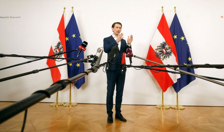 Kurz Wants to Continue Coalition, Greens Skeptical